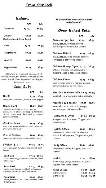 menu p.1